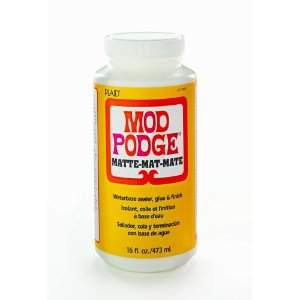 Mod Podge1 Supplies