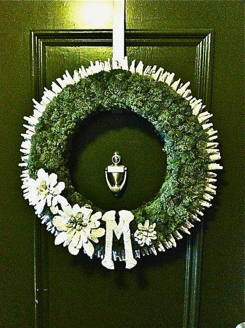 Monogram Wreath Final Product1 Monogram Wreath