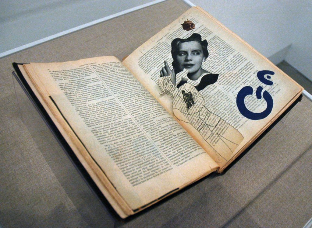 Joseph Cornell Visual Journal 1024x750 Guest Post: Joseph Cornell Visual Journal from 1933 1945