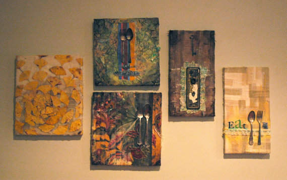 Mixed Media Art-Grouping