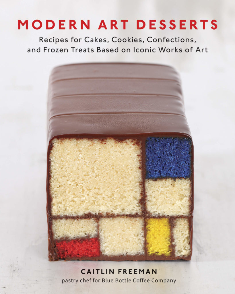 Free Modern Art Desserts 2 819x1024 May Giveaway: Modern Art Desserts Cookbook (closed)