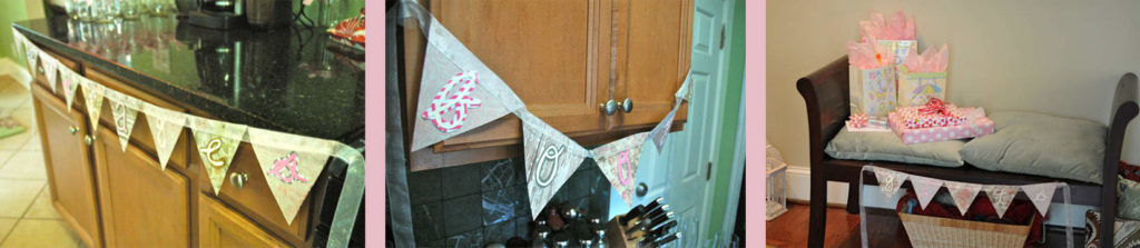 Baby Shower on a Budget-Booze, Beverages, and Gifts Banners