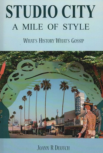 Studio City Book Cover