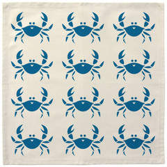 crab cloth napkins 1 medium Adorable Website + Discount Giveaway: Style Outside the Box (closed)