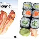 Bacon and Sushi Magnet Giveaway Part 2 (closed)