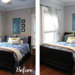 Review and Giveaway: DIY Pattern Paint Roller Room Makeover (closed)