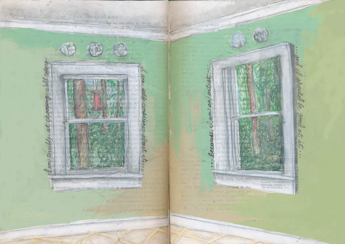 Visual-Journal-Page-64-Finding-Green