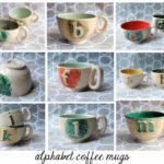 Alphabet Coffee Mugs 150x150 Art: Ceramic Boxes