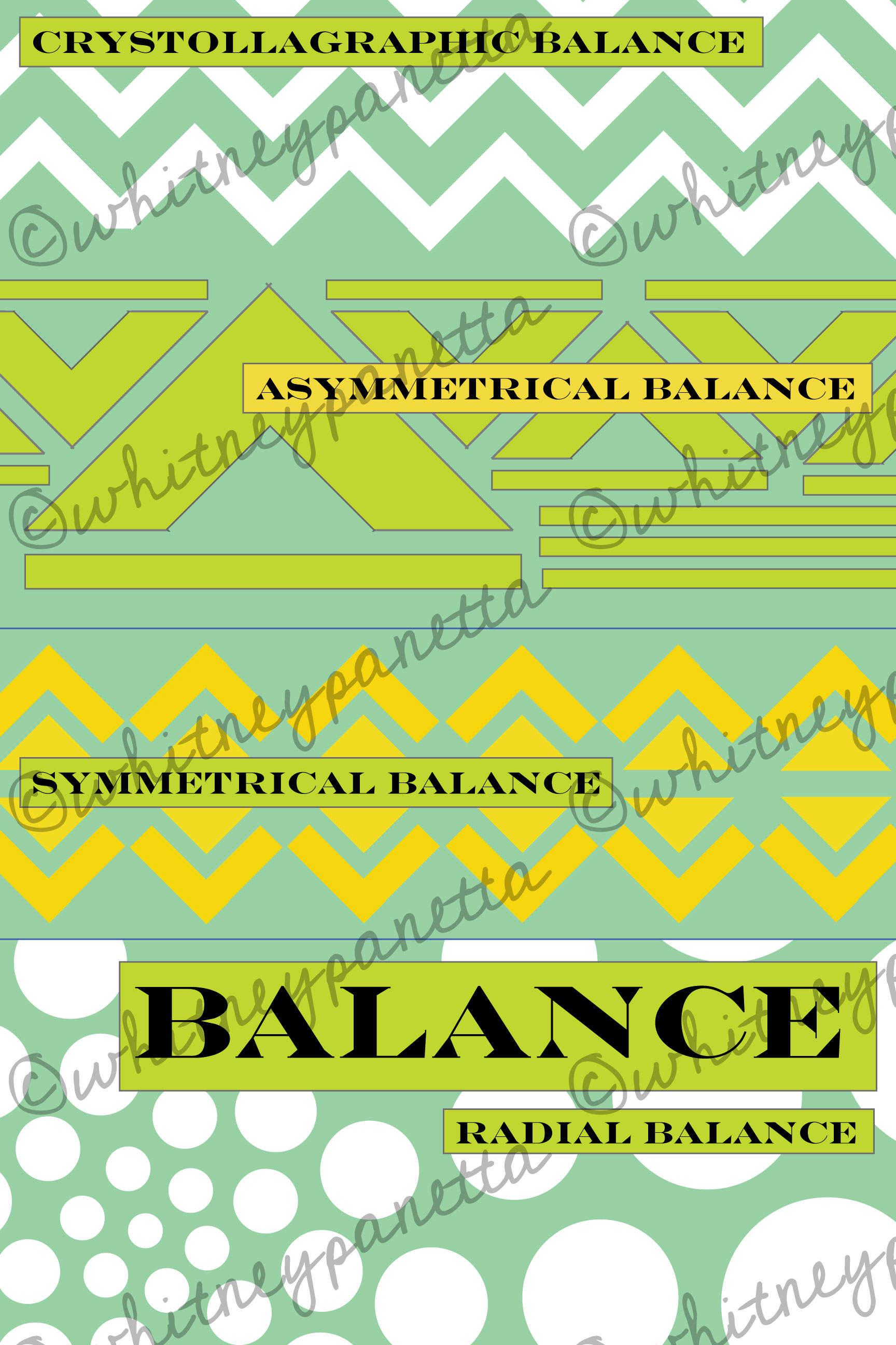 Art Education: Principles of Design Poster Pack – Look Between the ...