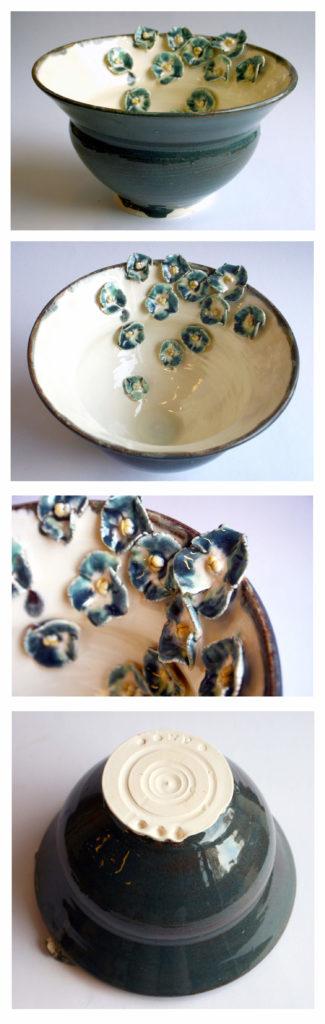 Hydrangea Bowl