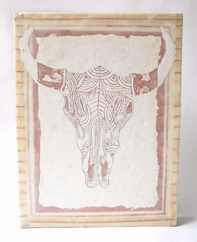Panetta 1 834x1024 Encaustic Art: Exploring Mixed Media and Carving Wax