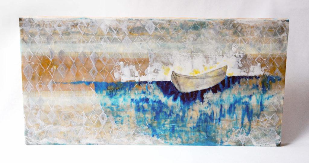 Panetta 4 1024x539 Encaustic Art: Exploring Mixed Media and Carving Wax