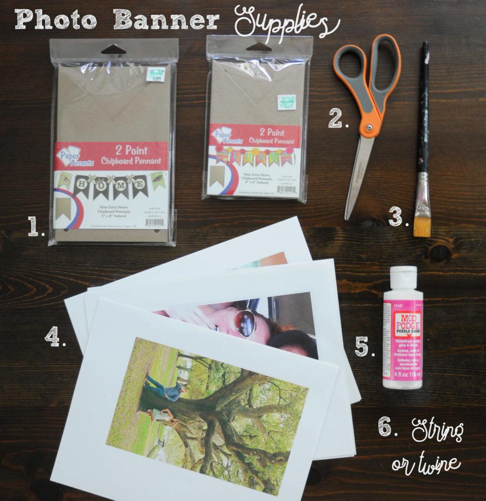 Photo Banner Supplies