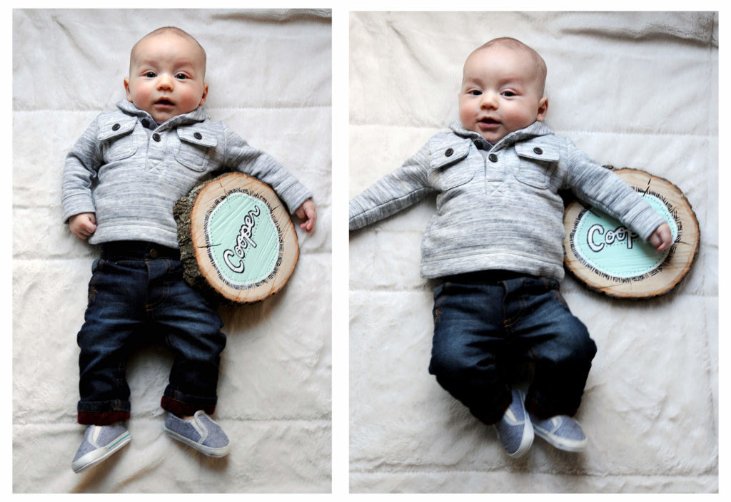 Cooper 3 Months
