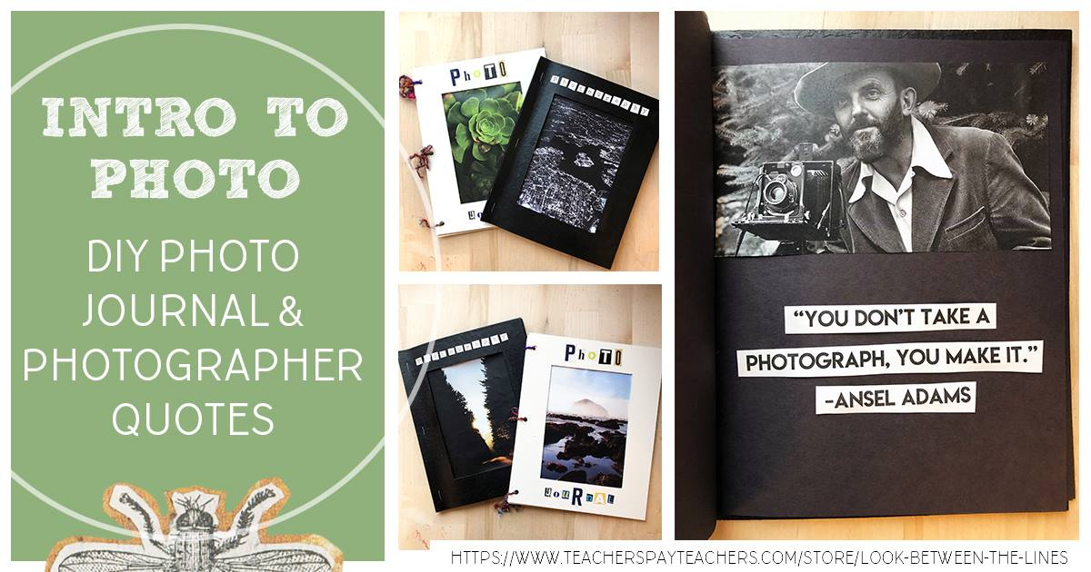 Learn how to create a photo journal.